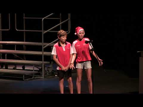 Grade 6 Christmas assembly | Canadian International School | Lakeside campus