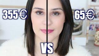 Maquillage DUPES vs LUXE ! Où est la différence ? 😳