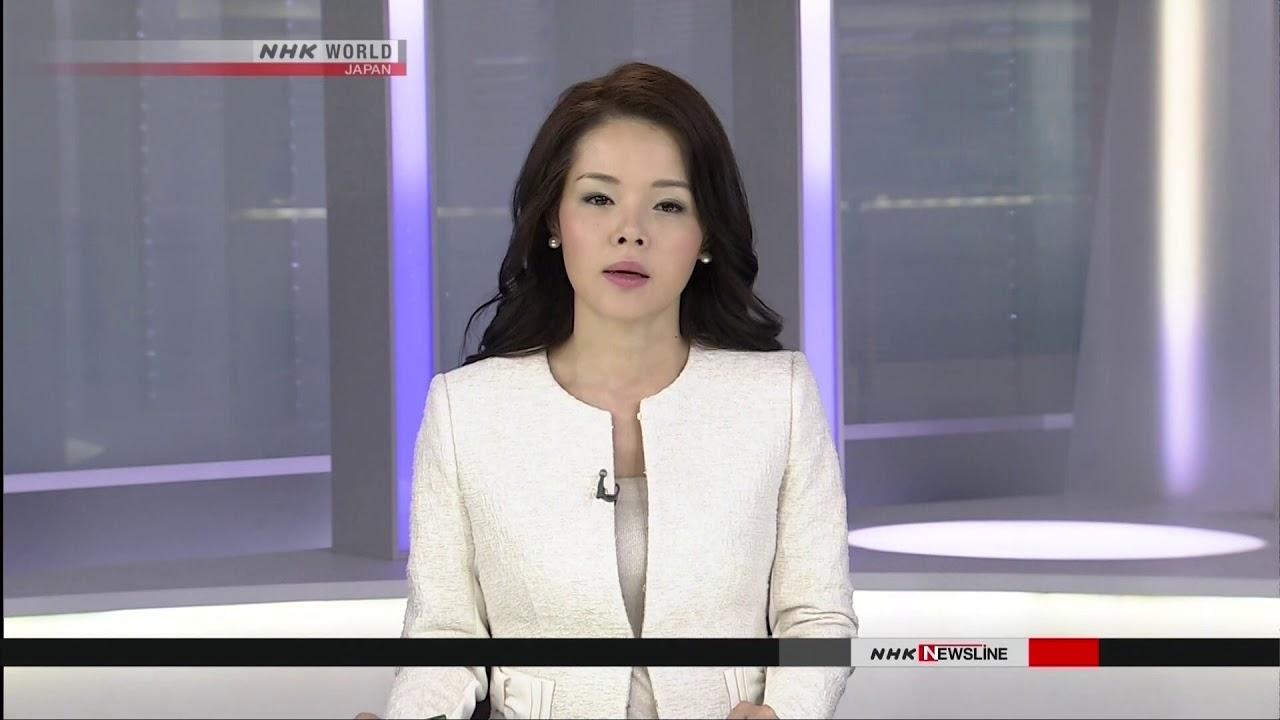 Miki Yamamoto NHK World Newsline January 30th 2018