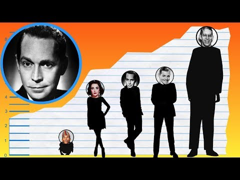 How Tall Is Franchot Tone? - Height Comparison!