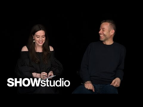Wolfgang Tillmans: In Camera: SHOWstudio Live Interview