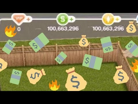 The Sims FreePlay Modded Unlimited Money
