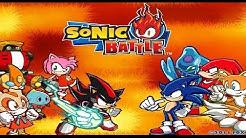 TAP (GBA) Sonic Battle - Story Mode (No Damage)