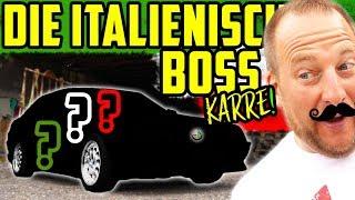 Die neue BOSSKARRE! - Alfa Romeo XXX  - Ein LUXUSBOMBER der 90-er Jahre!