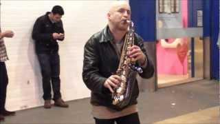 Play London Street Music