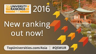 Top 10 Universities in Japan 2016