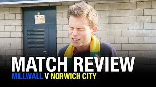 Millwall 4-0 norwich - 'worst i've ever seen' - match review