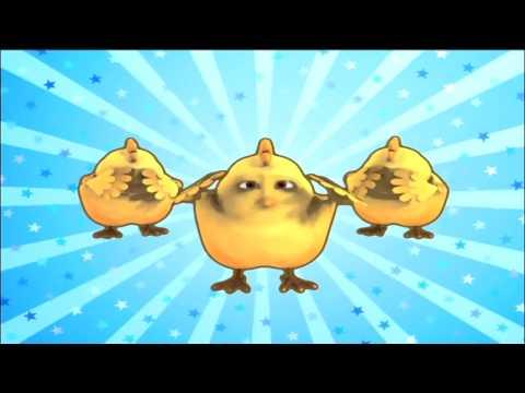 Upin & Ipin Lagu Anak Ayam HD