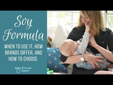 Soy Formula! When to use it, how brands differ, and how to choose Happy Hour w/ Dr. Young
