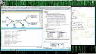 Fall 2014 - CSI257-8xx (Week #6 - 10062014) - Packet Tracer 8.3.1.2 Tutorial