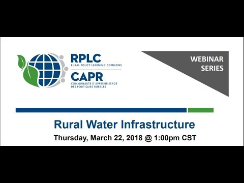 Rural Water Infrastructure