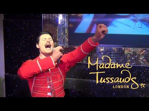 Madame Tussauds London Walkthrough 2016
