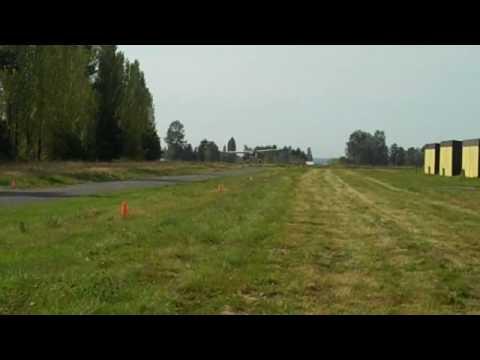 Enumclaw Airport Short Field Takeoff + Landings