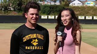 CIF-SS Baseball Podcast | April 25, 2019 | Yucaipa, Capistrano Valley, West Ranch
