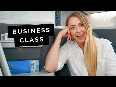 American Airlines BUSINESS CLASS: Sydney To Los Angeles | Little Grey Box