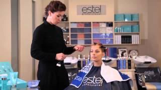 Ламинирование волос iNeo Crystal от ESTEL Professional