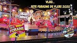 VLOG #2 A LA FETE FORAINE DE FLERS 2020