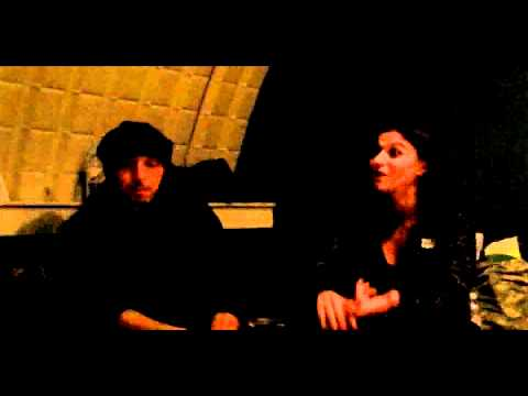 Lacuna Coil Interview - The Cockpit, Leeds 02/10/10