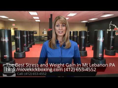 Stress and Weight Gain Mt Lebanon PA
