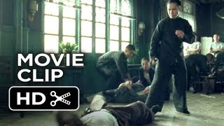 The Grandmaster Movie CLIP - Table Fight (2013) - Ziyi Zhang Movie HD