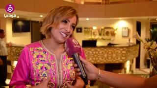 """ريم البارودي لفوشيا: أمتلك """"سيديهات"""" لأحمد سعد تؤكد صدق كلامي!"""