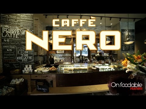 Caffe Nero - How to Build a Successful Italian Coffee House