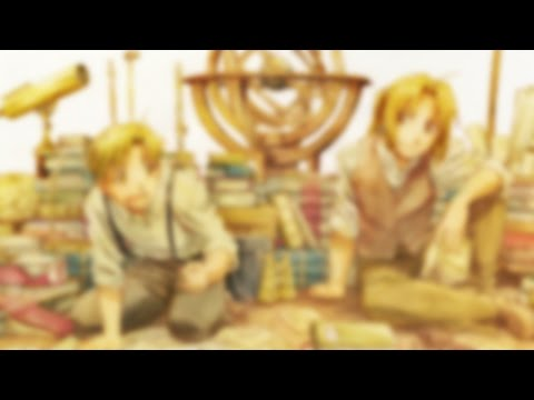 Fullmetal Alchemist Brotherhood [Opening 2 Full] - Hologram