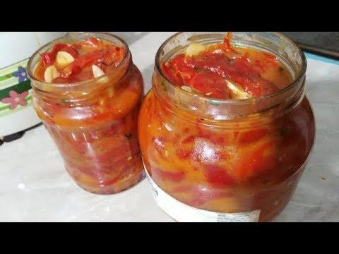 Bakina kuhinja - cepkana paprika gurmanski hit za zimnicu ove sezone