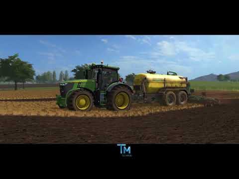 John Deere 7XXXR by TECHMOD