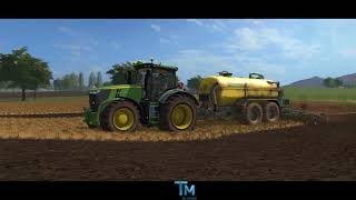 John Deere 7XXXR presentation.  Thanks TechMod for this awesome mod :) Our page :https://www.facebook.com/Agrotech-Poli%C4%8Dn%C3%A1-1691566604235751/ TechMod page : https://www.facebook.com/TechMod.a.s/