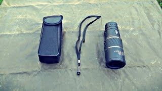 ARCHEER 16x52 MONOCULAR TEST AND REVIEW - IS IT WORTH TO BUY???