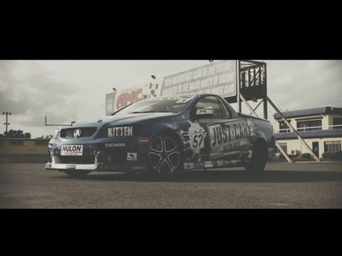 Just Car Insurance - V8 Ute and Drift Track Day!