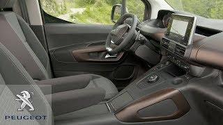 2018 Peugeot Rifter Gt Line Interior Youtube