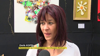 Reportage Expo Harmonie/Art Project Partner/Min Angers/Avril2017