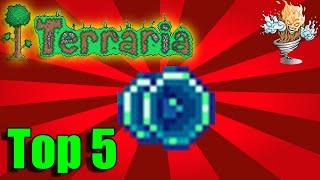 Terraria Top 5 YoYos | Terraria 1.3 Countdown