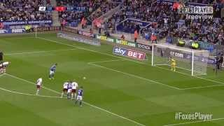 Highlights: Leicester City 1-1 Burnley