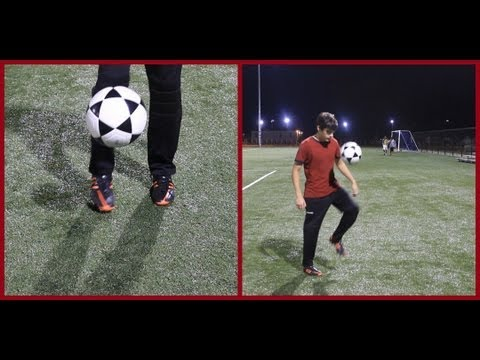 How to Juggle a Soccer Ball: Step by Step
