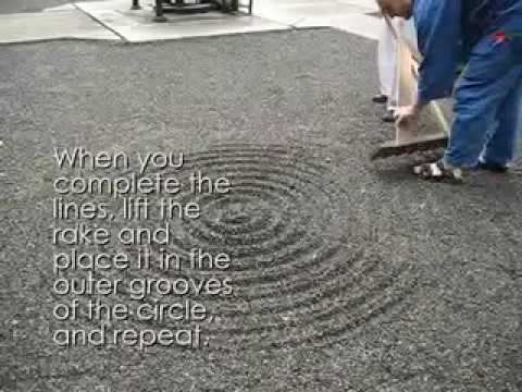 How To Make a Zen Rock Circle