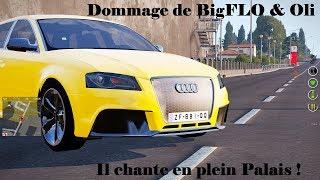 """IL CHANTE """"DOMMAGE"""" DE BIGFLO & OLI SUR ARMA 3 !"""