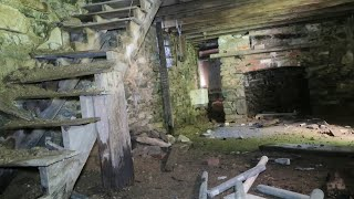 (IT WAS WAITING) RETURN TO HAUNTED GETTYSBURG FARM HOUSE + FOUND REAL BURIED TREASURE