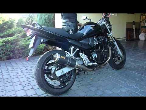 suzuki bandit 650 39 05 with mivv gp carbon no db killer. Black Bedroom Furniture Sets. Home Design Ideas