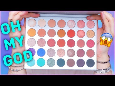 NEW JACLYN HILL X MORPHE PALETTE REVIEW + DEMO! | Manny MUA