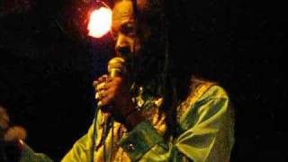 Michael Prophet - Gunman (live) - Hootananny Brixton 25th May 2009