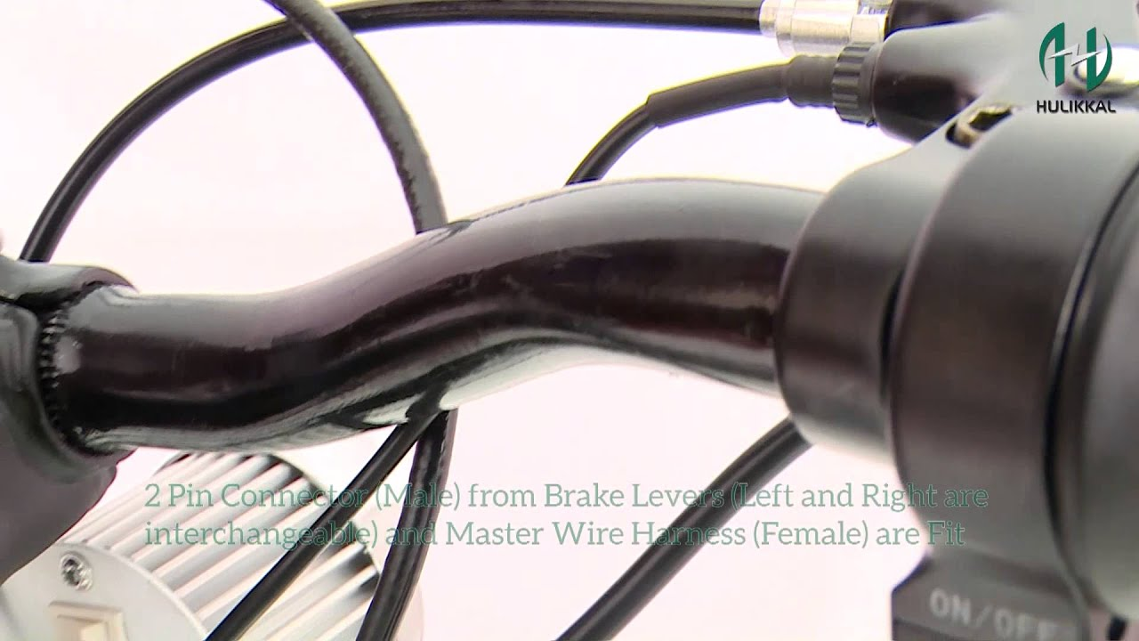 maxresdefault hulikkal medley e bike cable connections & instructions video