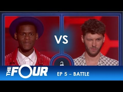 Ronnie Smith vs James Graham: The First REAL Challenge To The Brit! | S2E5 | The Four