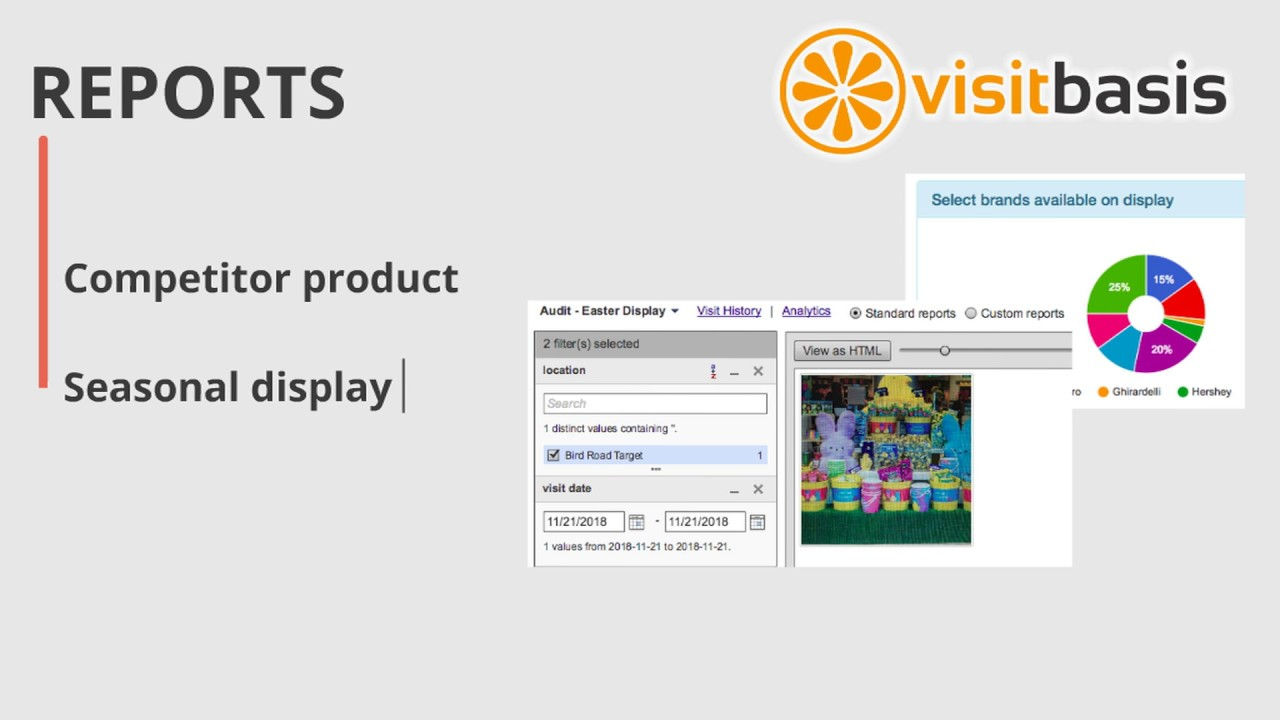 Retail Execution with VisitBasis : 2018