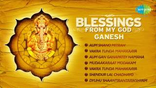Blessings From My God Ganesha - Ganesha Songs - Devotional Songs