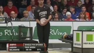 2009 Bowling Foundation LI Classic: Final Match: Jason Belmonte vs Michael Fagan part 1