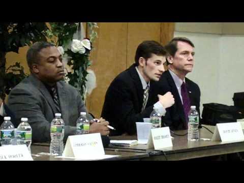 US Senate Debate- Maryland- 2012 GOP Primary Part 2