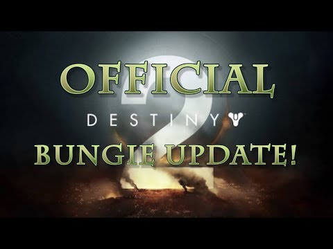 Destiny 2 UPDATE from Bungie Studios! - E3 2017